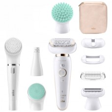 Эпилятор Braun SES 9100 Silk-epil 9 Flex Beauty Set + щетка для лица